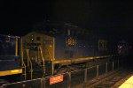 CSX 669 on L409
